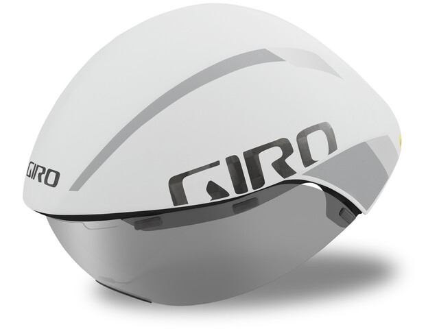 Giro Aerohead Ultimate MIPS Helmet matte white/silver
